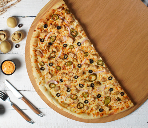 Home 14th Street Pizza Best Pizza In Karachi Islamabad
